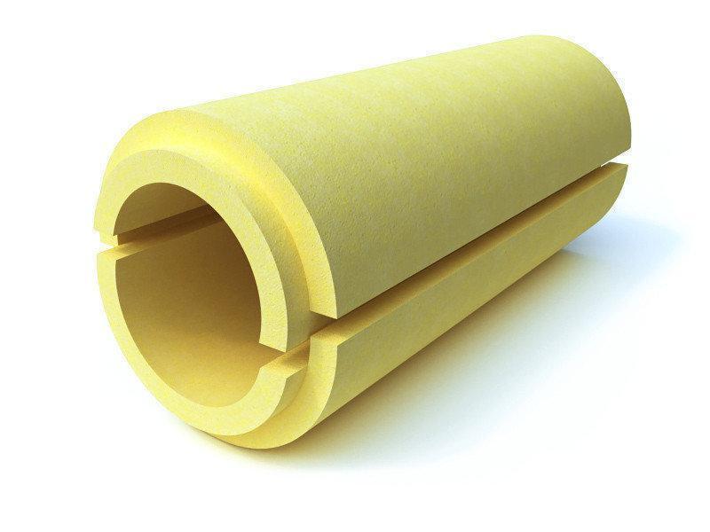 Скорлупы из пенополиуретана для теплоизоляции труб
