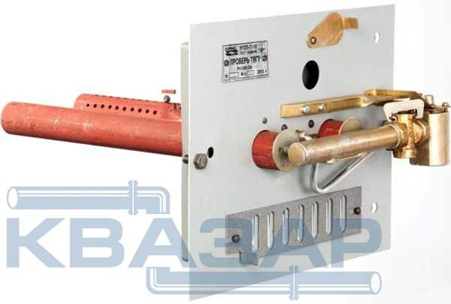 Конструктивные особенности и принцип работы газовых горелок для котла