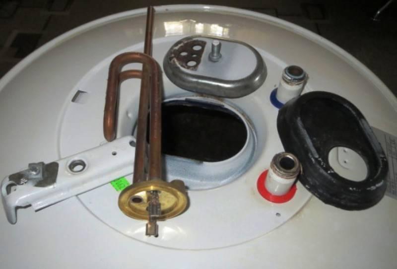 Замена тэна в водонагревателе аристон: обзор устройства и порядок выполнения своими руками