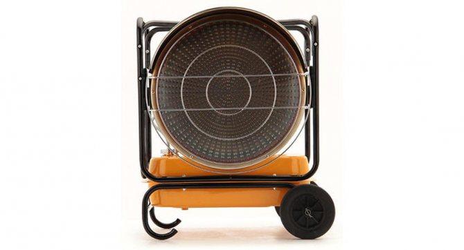 Обогреватель на дизельном топливе – плюсы и минусы прибора