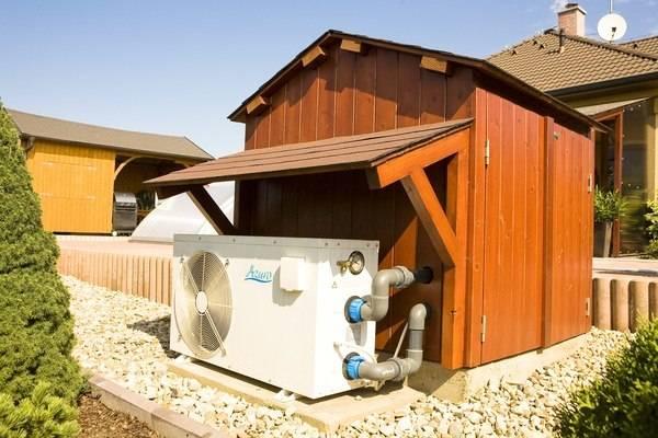 Тепловой насос для бассейна: принцип работы, критерии выбора и условия эксплуатации - дом и участок