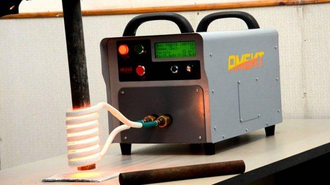 Индукционные нагреватели своими руками: пошаговая инструкция