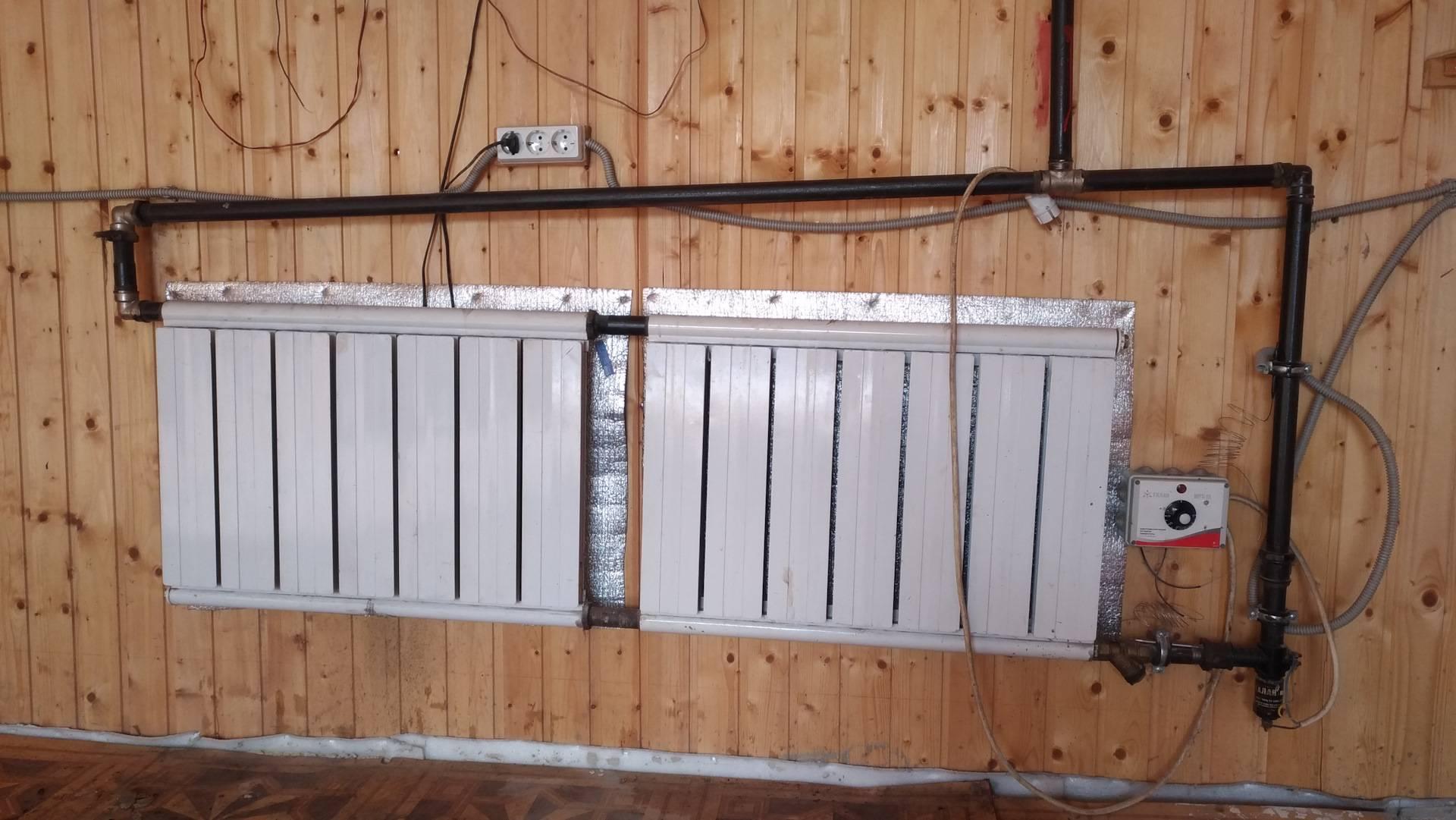 Как и чем обогреть гаража зимой экономично: эффективные способы, экономные варианты