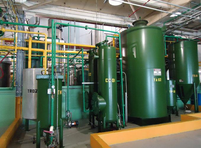 Биодизель и производство биодизеля с помощью реакторов