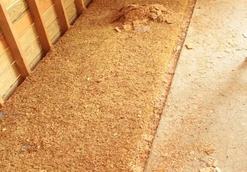 Утепление шлаком: плюсы и минусы применения для стен, потолка и пола