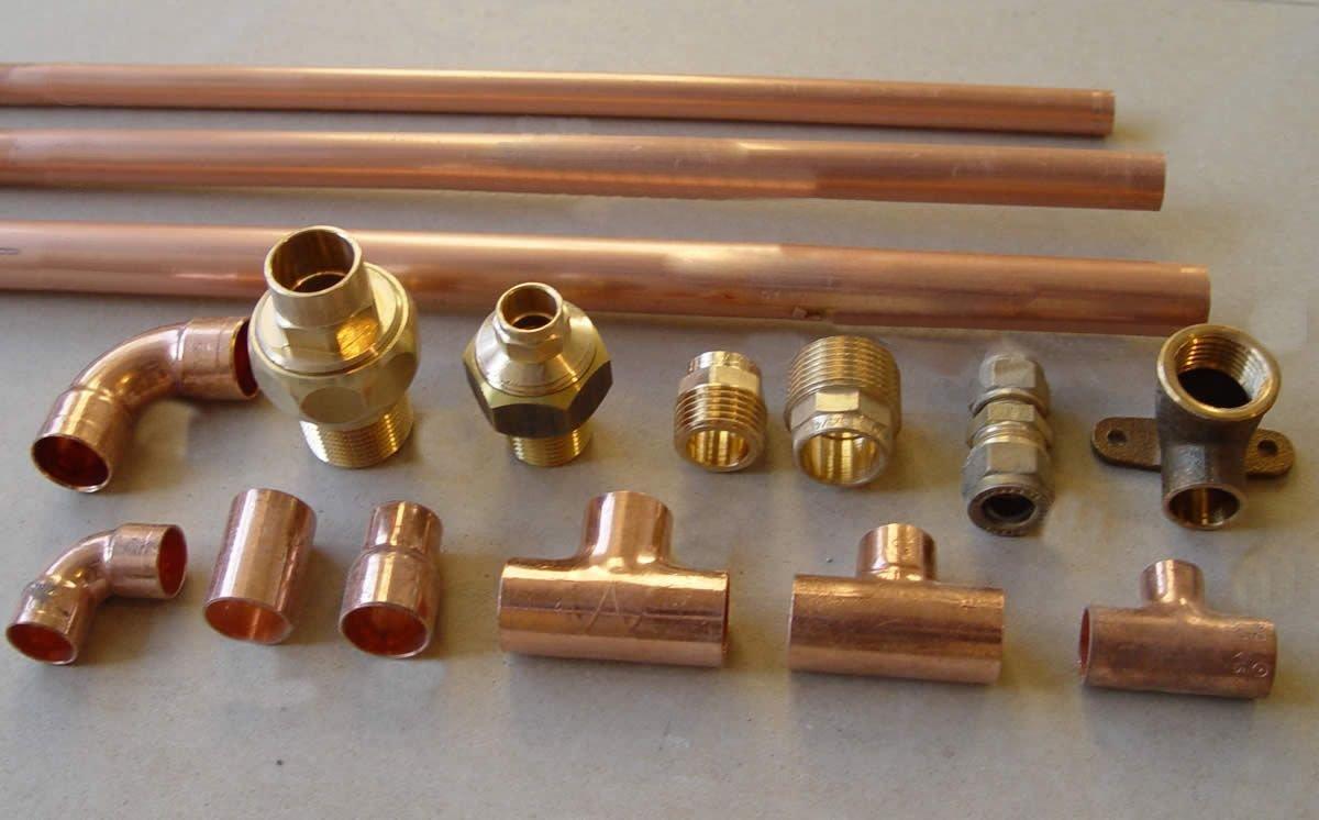 Медные трубы для отопления как выбрать - the-master.ru