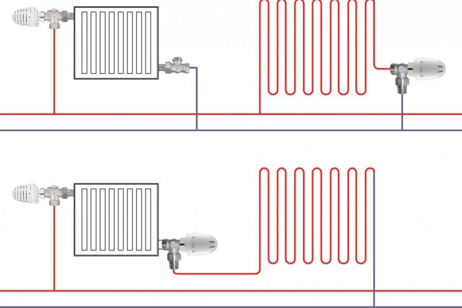 Водяной пол в квартире: можно ли законно сделать своими руками от центрального или индивидуального отопления теплое покрытие, как выбрать ламинат и схема монтажа
