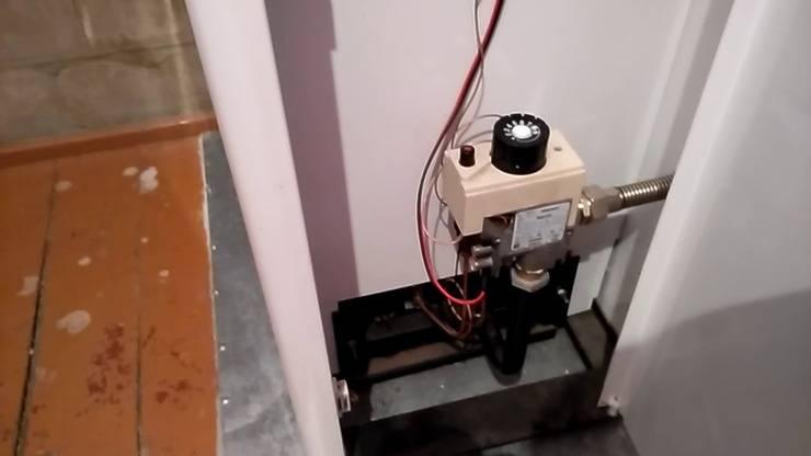 Как включить и разжечь газовые котлы моделей Данко и Конорд