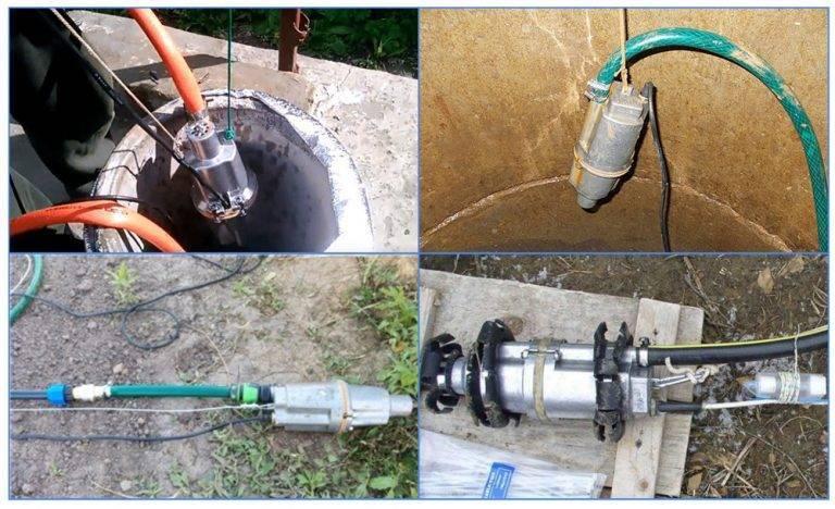 Как достать насос из скважины, если он застрял — первая помощь от профессионалов