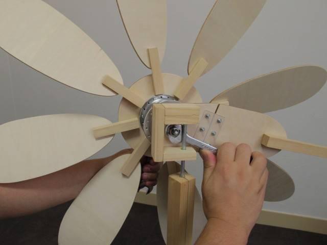 Ветрогенератор своими руками из стиральной машины: что это и зачем оно?
