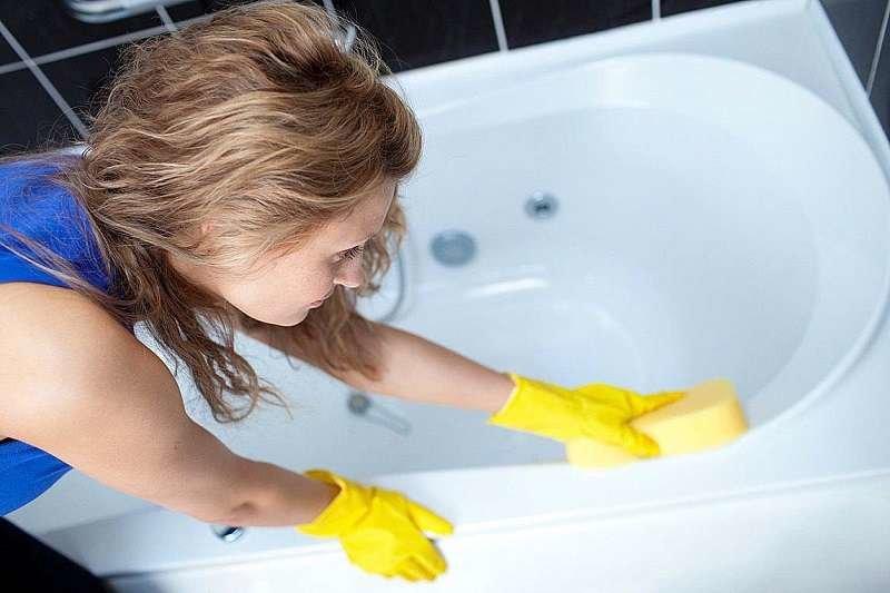 Что заставляет вашу ванную выглядеть неряшливо