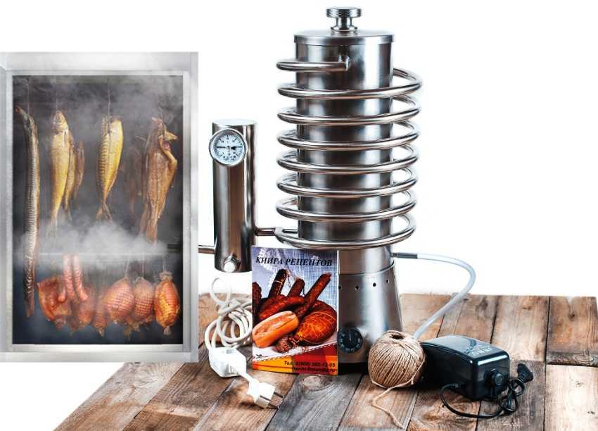Домашняя коптильня для газовой плиты: секреты приготовления деликатесов