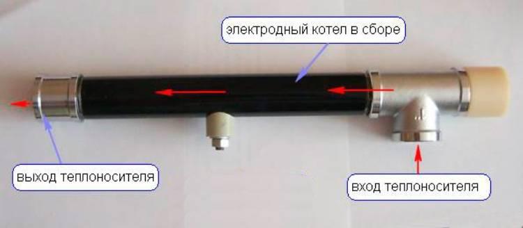 Как сделать электрокотел своими руками, самодельный электродный агрегат для частного дома