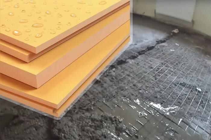 Как утеплить пол пеноплексом: стяжка, укладка под теплый пол, технология устройства бетонного под водяной пол или по лагам, фото и видео