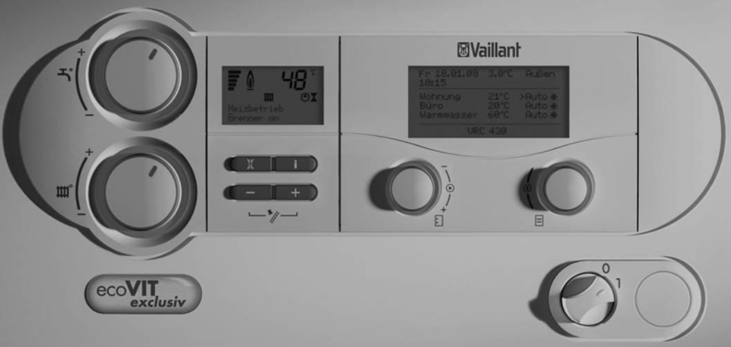 Как устранить ошибку f33 на газовом котле vaillant (вайлант)