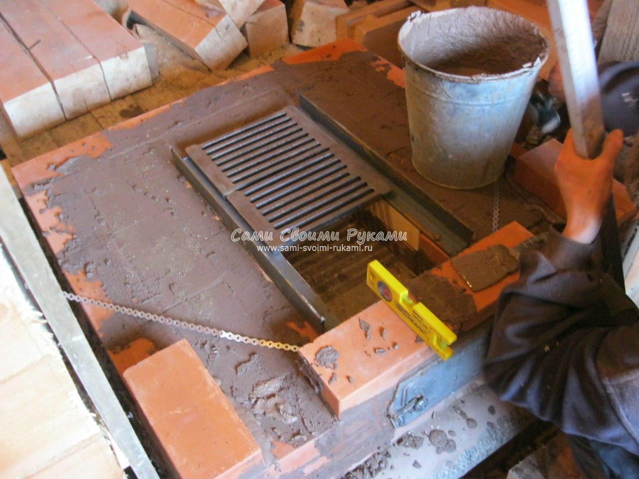 Колосниковые решетки размеры - лучшее отопление