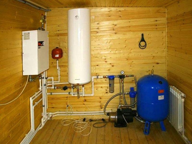 Приехать на выходные и не замерзнуть в холодном доме: как организовать отопление на даче?