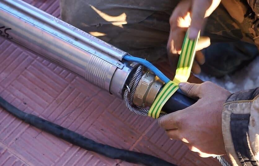 Ремонт и замена скважинных насосов
