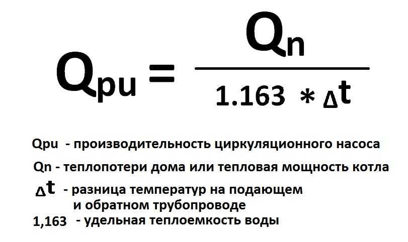 Как рассчитать объем жидкости в системе отопления