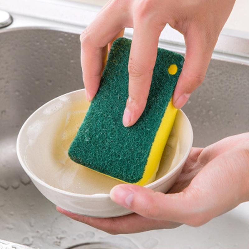 Меламиновая губка: что можно и что нельзя ею мыть?