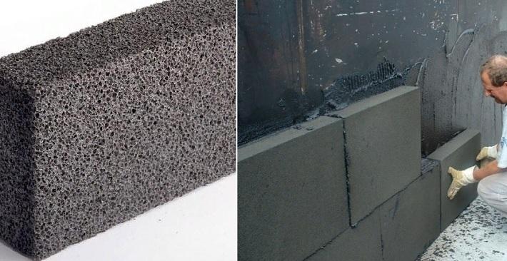 Как правильно выбрать пеностекло для утепления и звукоизоляции помещений   строительный блог вити петрова