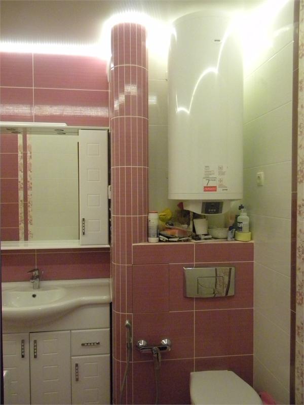 Как спрятать трубы в ванной, не монтируя в стену: советы, способы