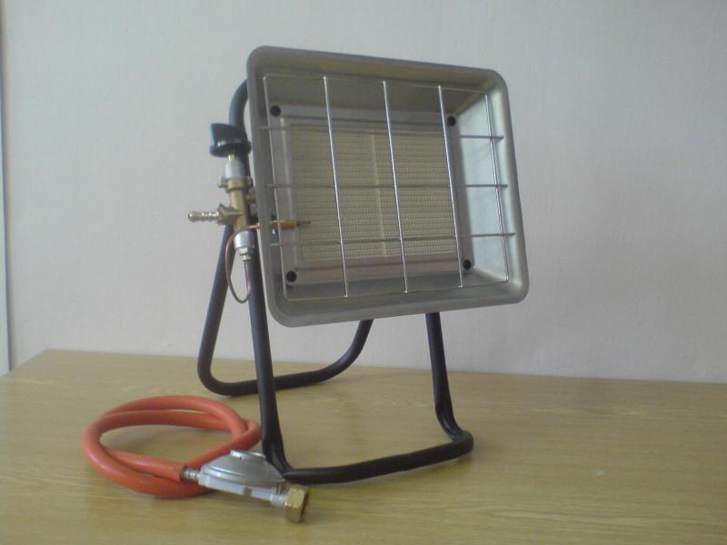 Газовый обогреватель для дома – разновидности, принцип работ