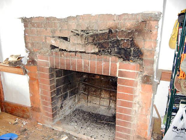 Ремонт кирпичной печи – как отремонтировать треснувшую кладку, заменить дверку печи или сгоревшие кирпичи своими руками