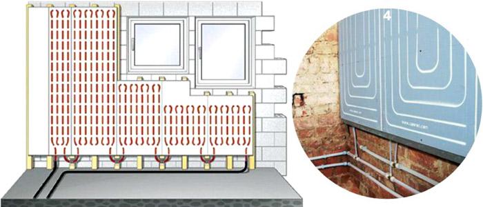 Монтаж систем отопления: особенности и подбор оборудования