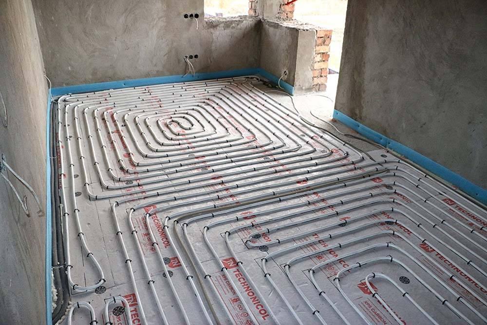 Электро-водяной теплый пол: какой лучше, особенности, а также достоинства xl pipe пола