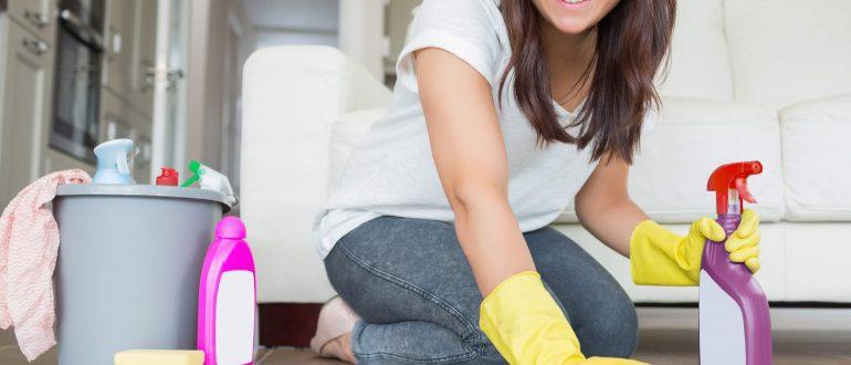 10 ошибок в уборке, от которых дом становится еще грязнее