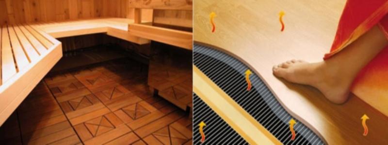 Как утеплить пол в бане: на сваях своими руками, теплоизоляция деревянной парилки