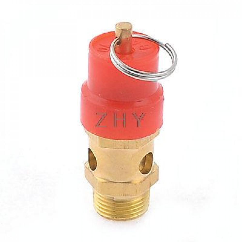 Что собой представляет клапан для сброса избыточного давления воды, как его установить на водонагреватель?