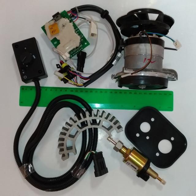 Отопитель воздушный универсальный дизельный планар 4дм-24в 3квт адверс - 4дм2-24-s, сб.2040 - авто-альянс в уфе