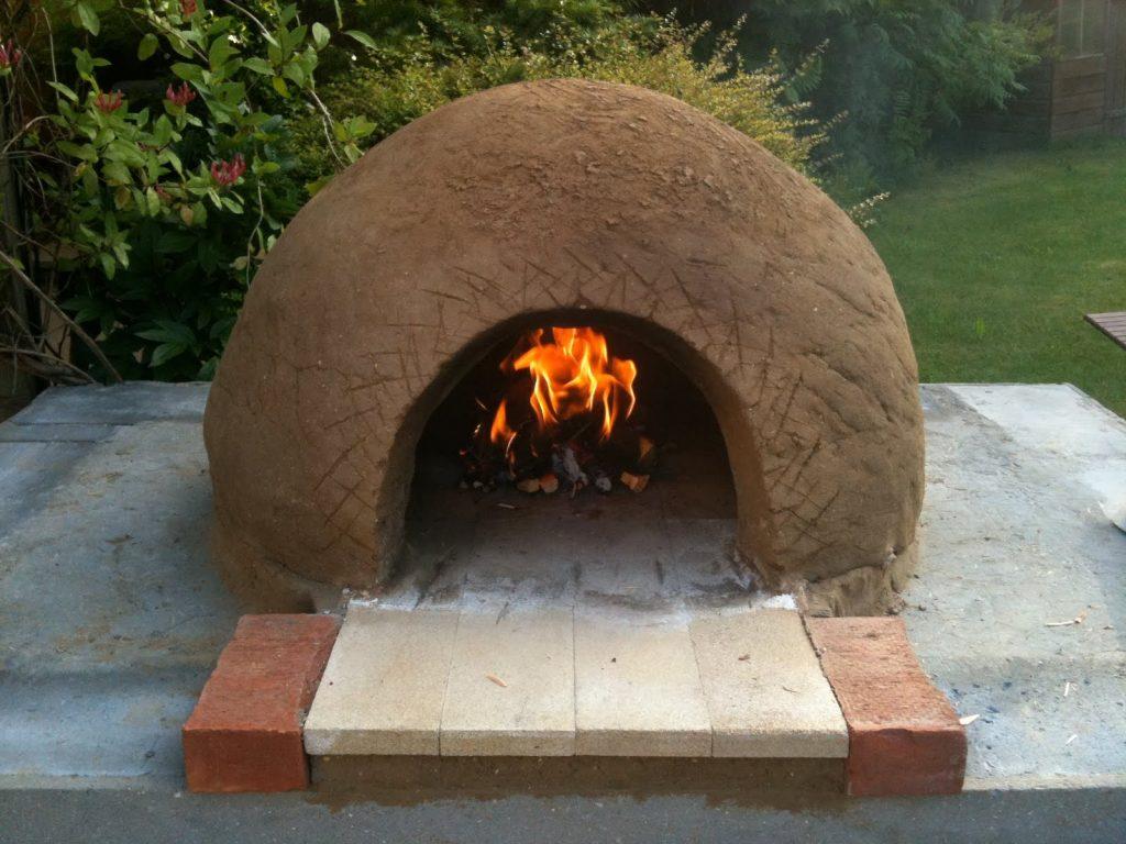 Помпейская печь для пиццы своими руками — как сделать?
