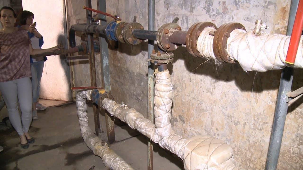 Утеплитель для труб отопления - зачем нужен и как выбрать