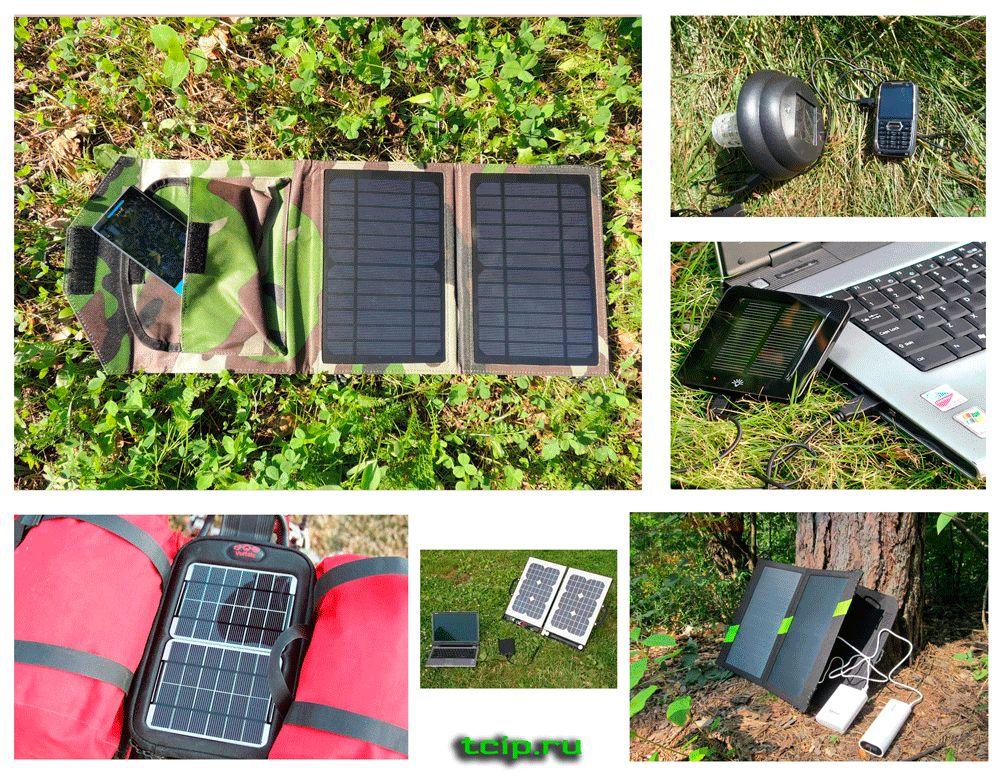 Питаем от солнца: техника для дачи на солнечных батареях