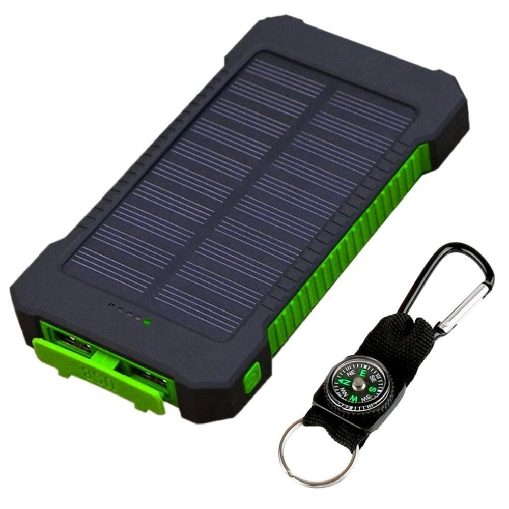 Зарядное устройство для телефона на солнечных батареях