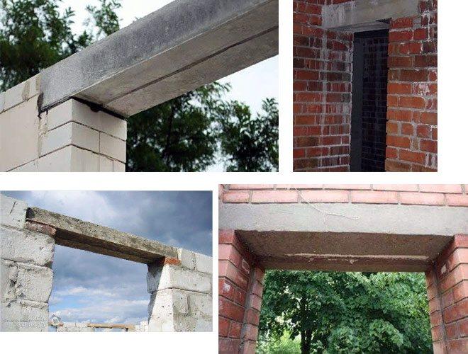 Высота перемычки над окном - строительный журнал palitrabazar.ru