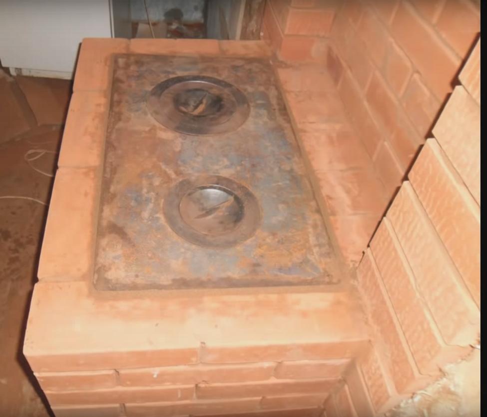 Нюансы выбора и установки чугунной плиты для печи ☛ советы строителей на domostr0y.ru