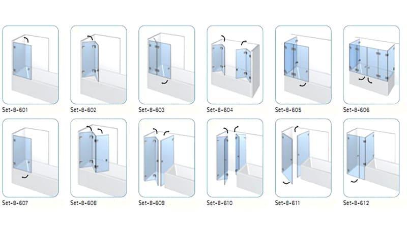 Шторки для ванной (100 фото): текстильные водоотталкивающие занавески, размеры, складные и прозрачные, рулонные и фотошторы, из ikea и другие