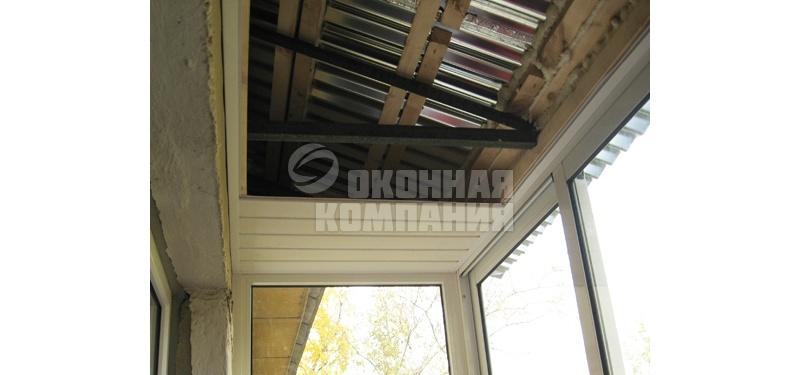 Как утеплить крышу на балконе — изучаем основательно