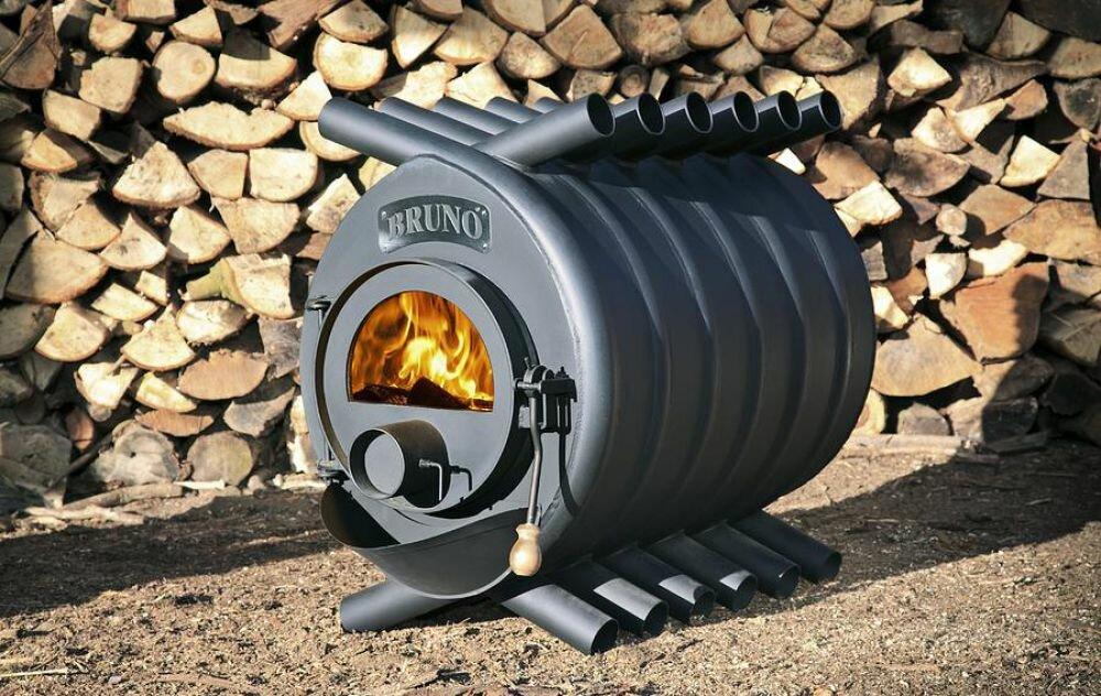 Дровяная печь для дома, какую лучше выбрать для отопления, виды современных печек, на дровах, комбинированные электро-дровяные