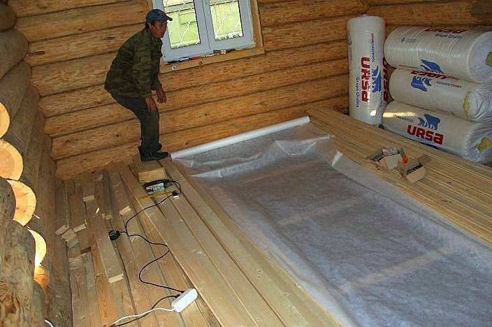 Как утеплить стену в ванной под плитку - клуб мастеров
