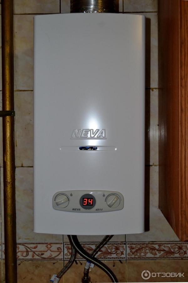 Колонка газовая нева: основное назначение и принцип работы