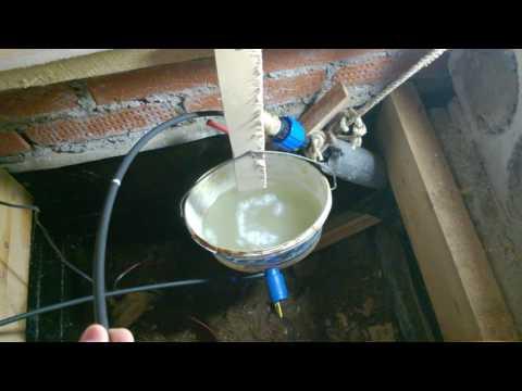 Как разморозить водопроводную трубу из пластика или металлическую: способы и методики