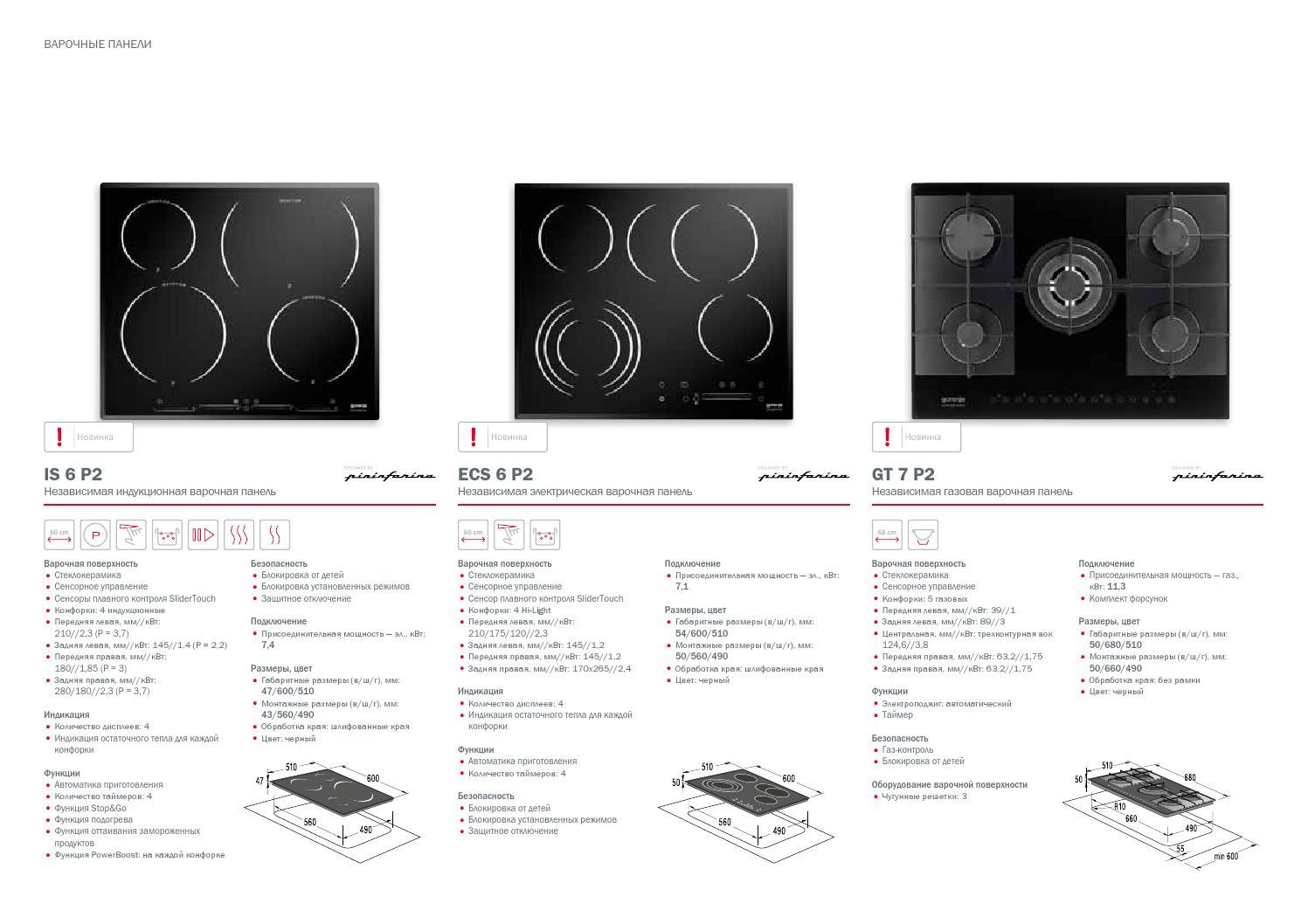 Какая потребляемая мощность у индукционной плиты