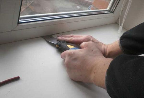 Как утеплить пластиковые окна - советы, рекомендации, практика