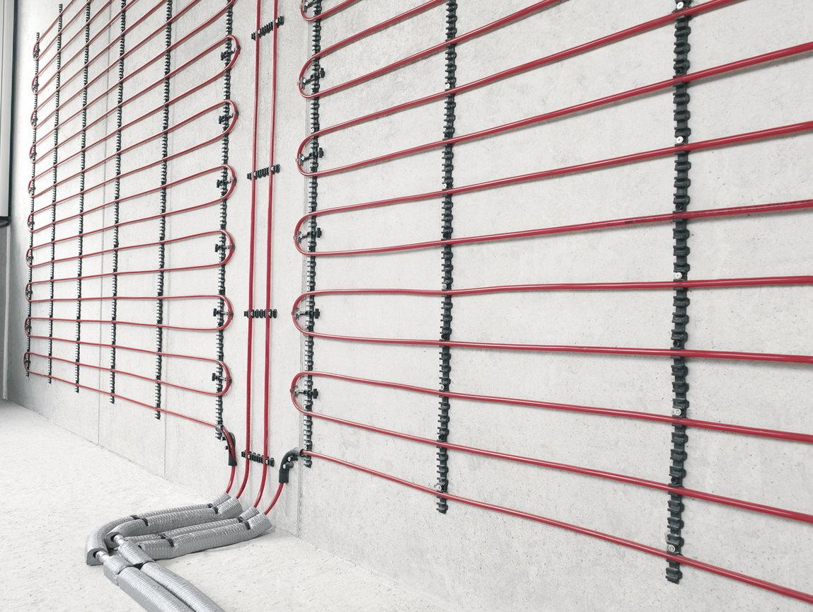 Теплая стена в ванной изнутри под плитку - как правильно сделать, и в чем преимущества метода? от чего зависит срок службы, и как произвести монтаж теплой стены
