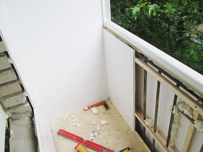 Как укрепить/заменить парапет балкона? утепление парапета лоджии, фото, видео